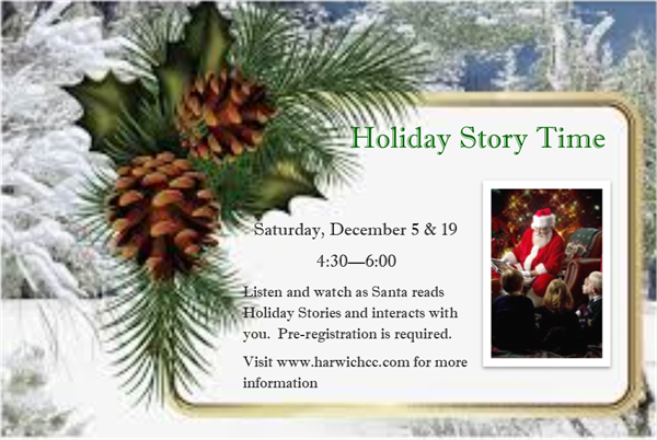 Harwich Chamber Holiday Storytime