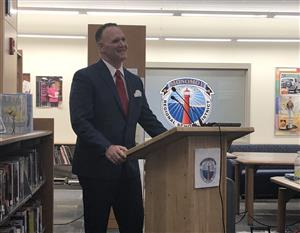 Monomoy Regional High School's Bill Burkhead named state Principal of the Year