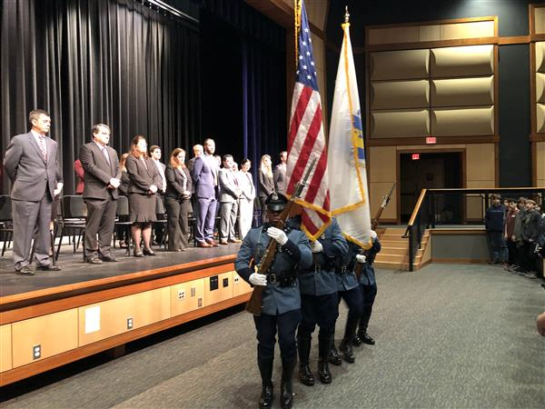 Cape and Islands District Attorneys swearing in ceremony