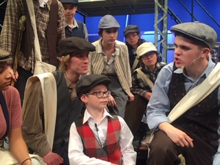 MRHS presents Newsies