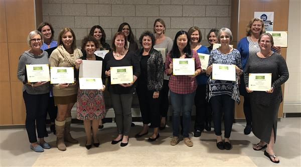 Monomoy educators receive trauma and learning certificate