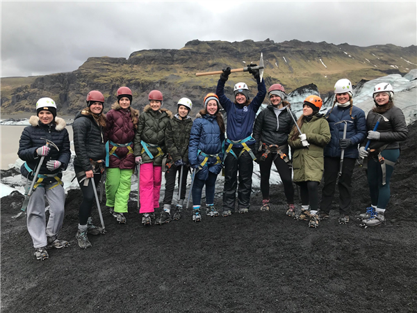 MRHS travels to Iceland and China