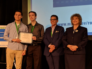 MRHS students place second in statewide video contest